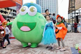 直击2018厦门国际动漫节:绿豆蛙C位出道